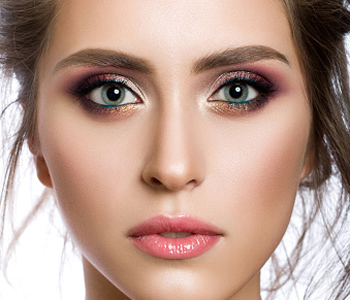 Dr Gerald N. Bock, MD California Skin & Laser Center Closeup portrait of young beautiful woman