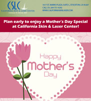 Eblast – Mother's Day Special Promotions!