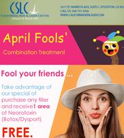 Eblast – April Fools' Combination Treatment