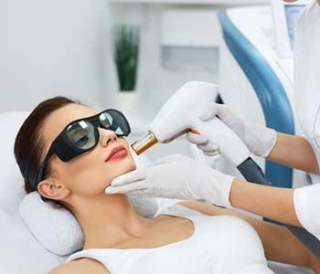 "Patients in Elk Grove ask, ""How does laser skin resurfacing for skin rejuvenation work?"""