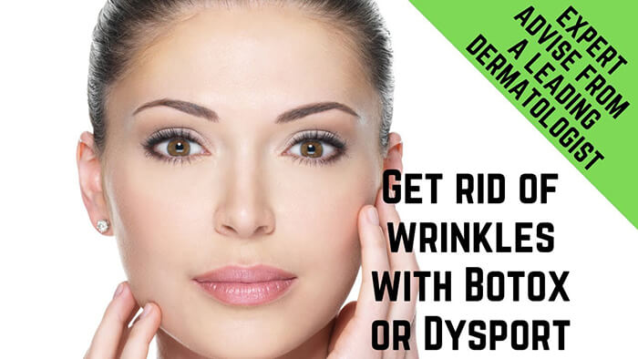 Botox or Dysport Treatment by Dr. Gerald Bock
