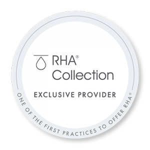 RHA Collection Exclusive Provider, California Skin & Laser Center